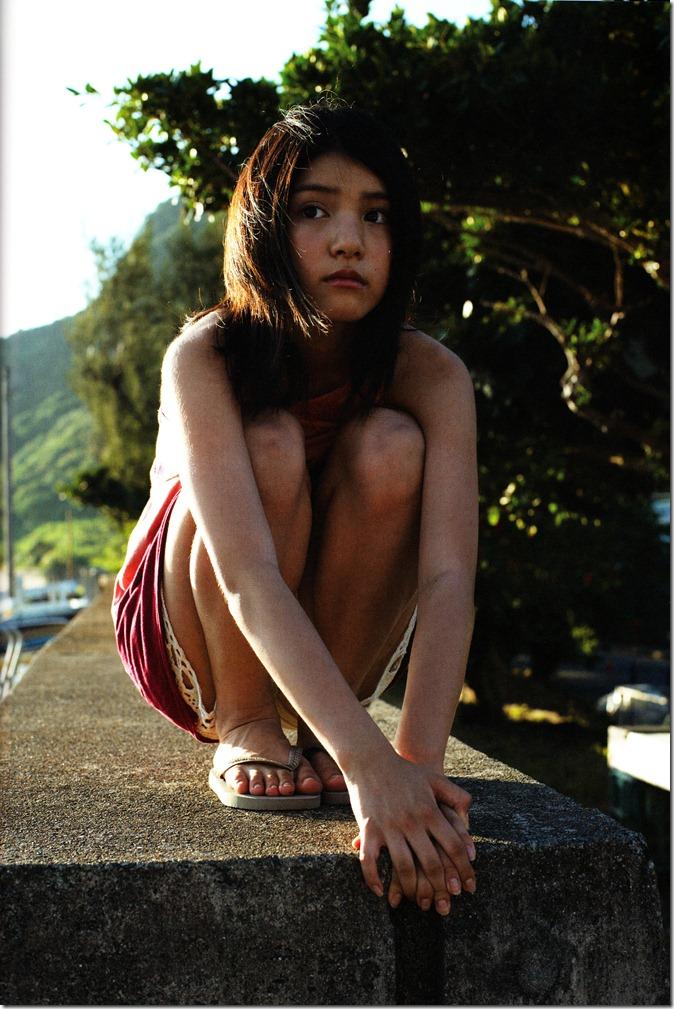 Kawashima Umika Ao no corridor (52)