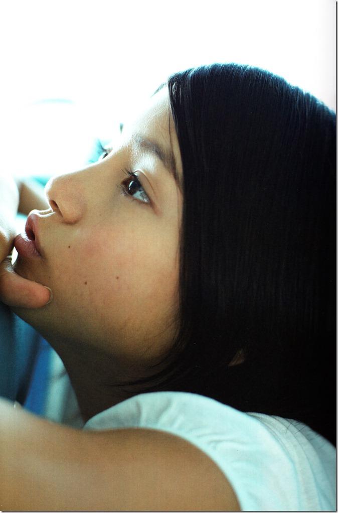 Kawashima Umika Ao no corridor (8)