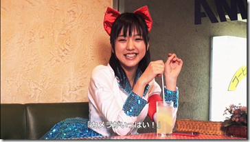 Manoeri in Doki Doki Baby (making of) (11)
