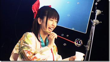 Manoeri in Doki Doki Baby (making of) (12)