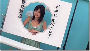 Manoeri in Doki Doki Baby (making of) (25)