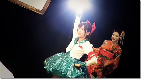Manoeri in Doki Doki Baby (making of) (56)