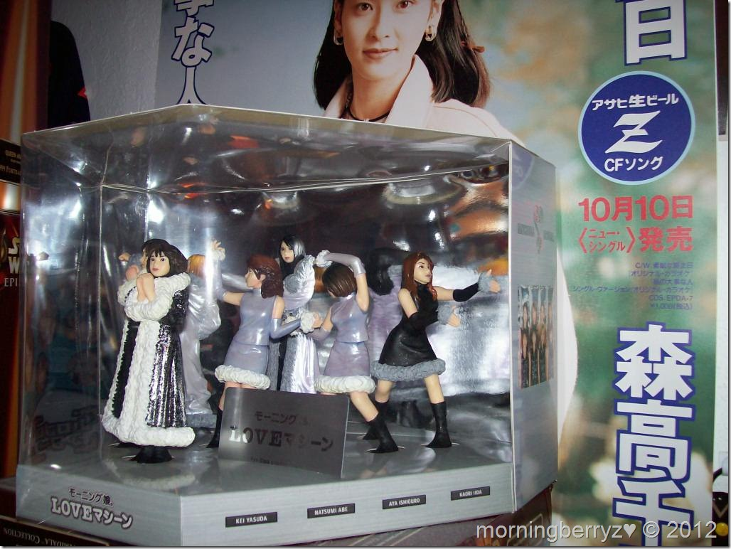 My Love Machine commemorative figures~♥