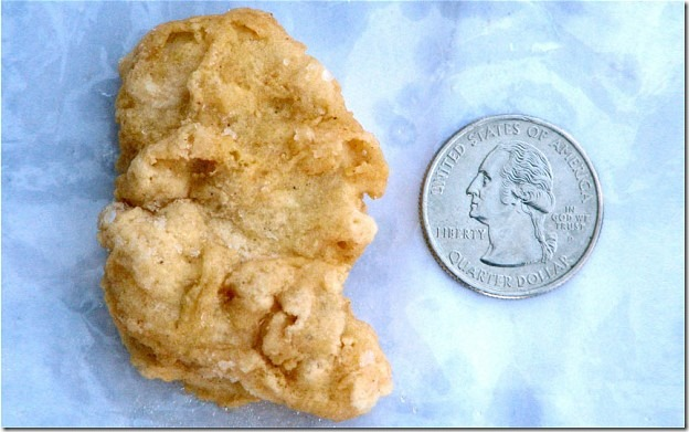 The $8,100 Chicken McNugget =O...