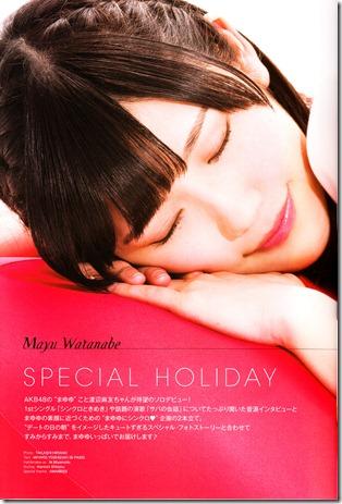 Watanabe Mayu♥ in Sugar & Spice (3)