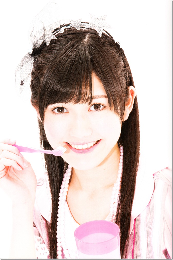 Watanabe Mayu♥ in Sugar & Spice (5)
