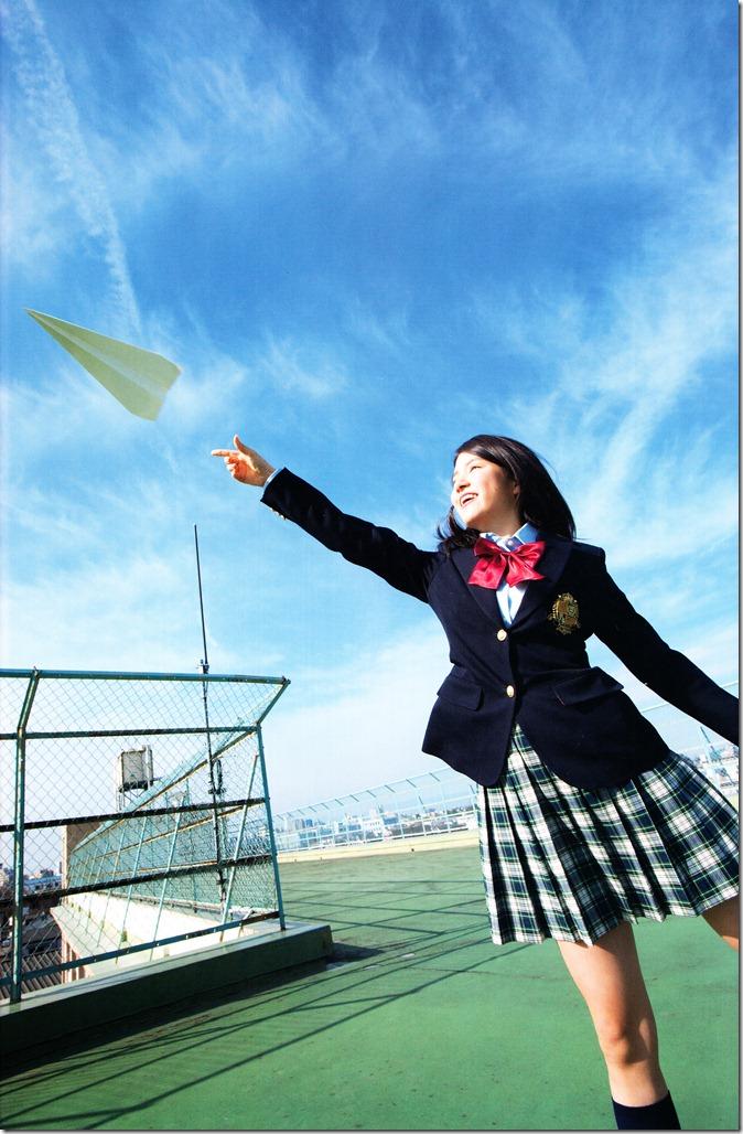 Kawashima Umika  Sea~Breeze (11)