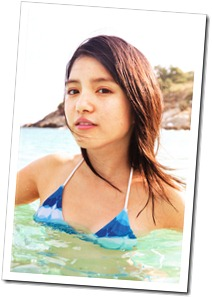 Kawashima Umika  Sea~Breeze (16)