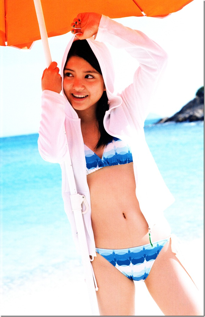 Kawashima Umika  Sea~Breeze (17)