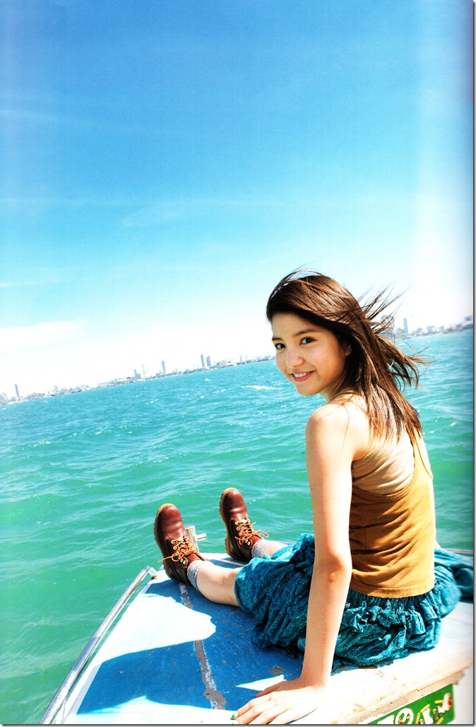 Kawashima Umika  Sea~Breeze (18)