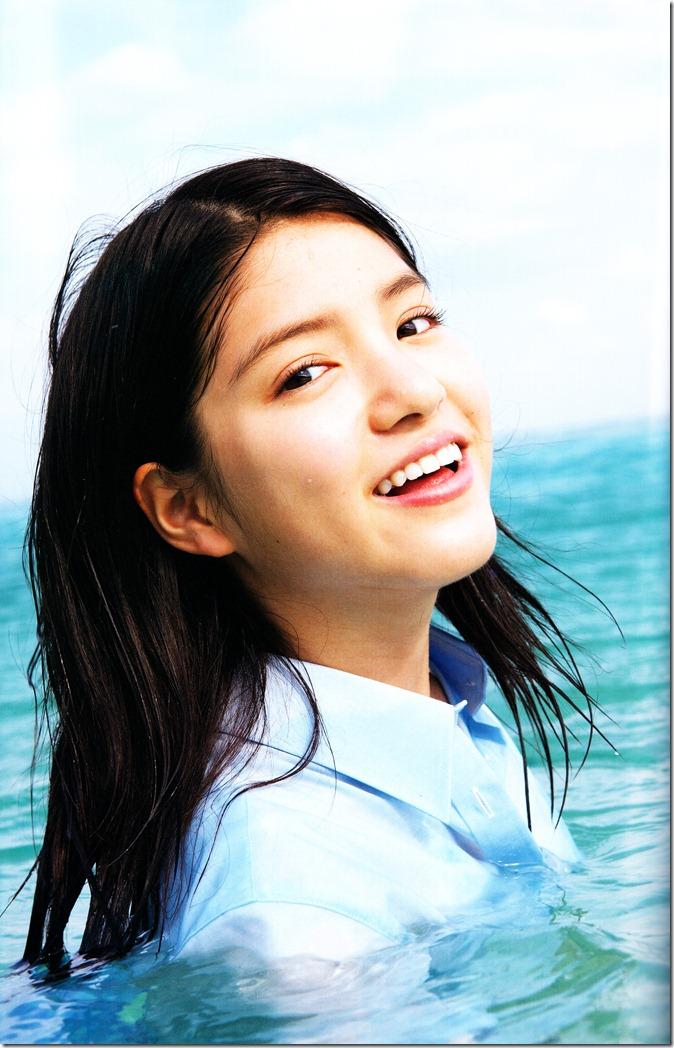 Kawashima Umika  Sea~Breeze (29)