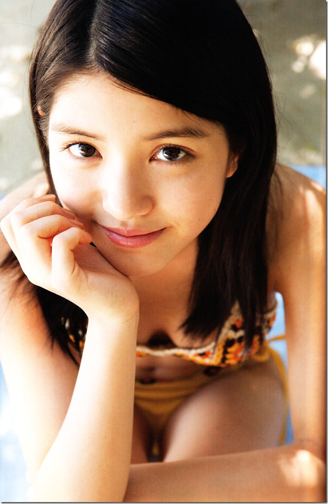 Kawashima Umika  Sea~Breeze (34)