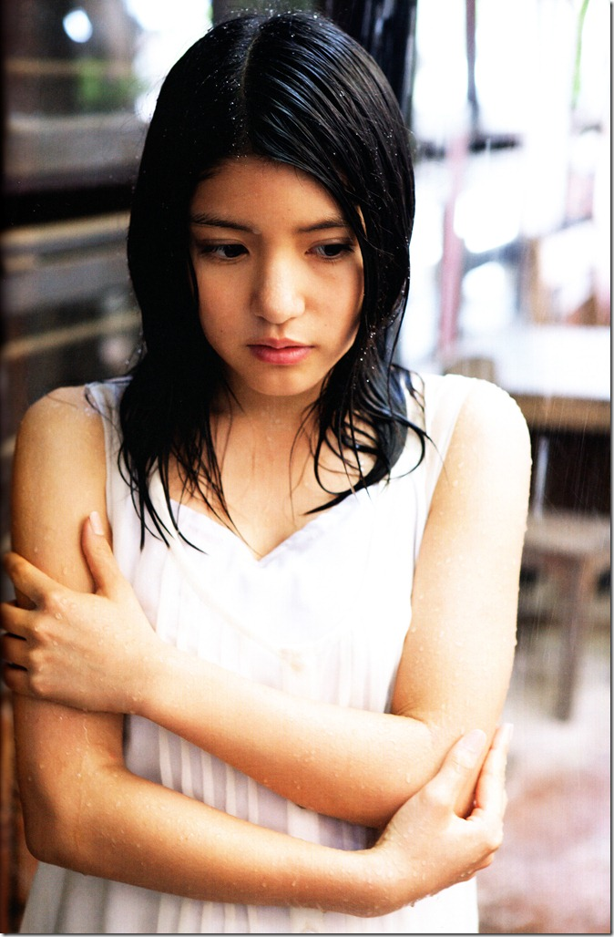 Kawashima Umika  Sea~Breeze (36)