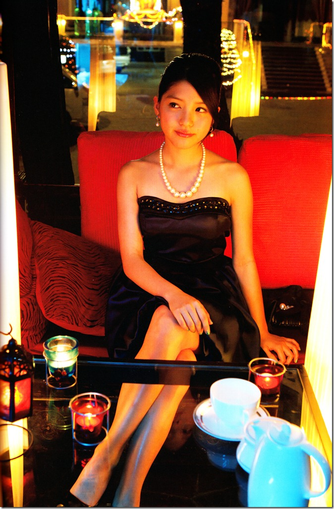 Kawashima Umika  Sea~Breeze (39)