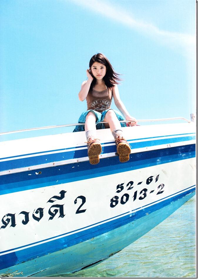 Kawashima Umika  Sea~Breeze (3)