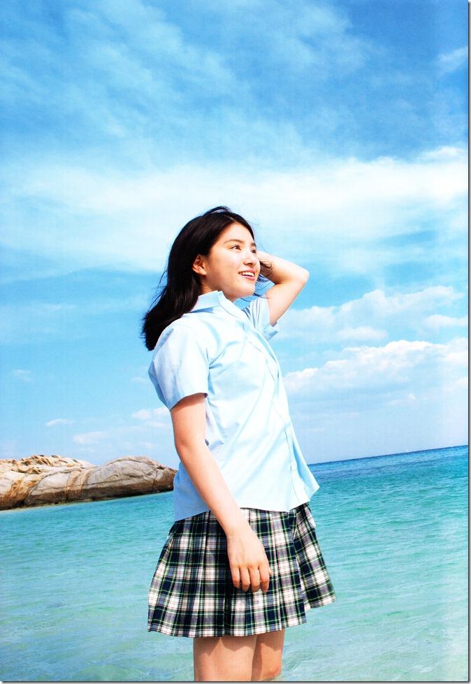 Kawashima Umika  Sea~Breeze (6)