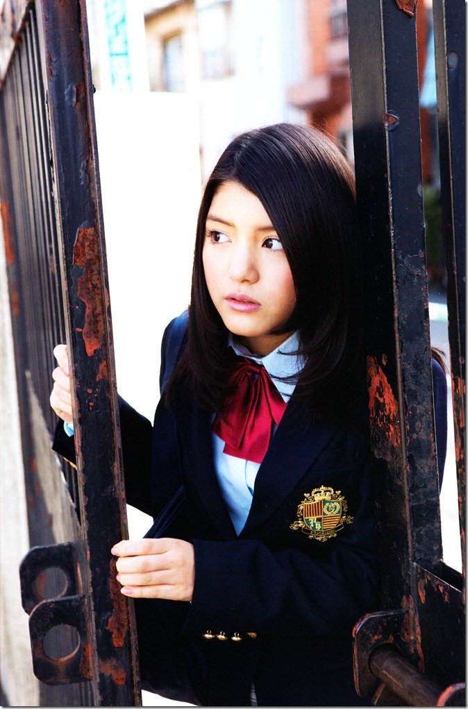 Kawashima Umika  Sea~Breeze (7)