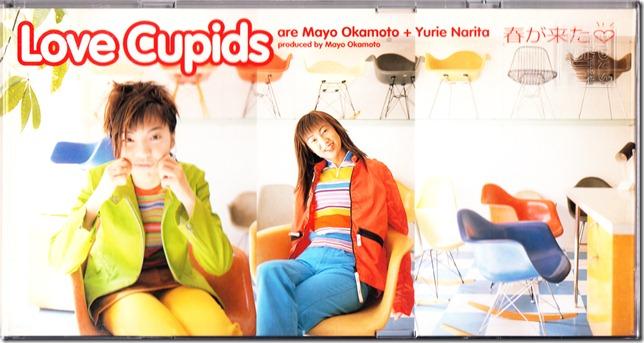 Love Cupids Haru ga kita ♥ CD single (cover scan)