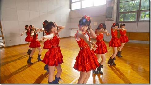 NMB48 Akagumi in Mattemashita, Shin gakki (5)