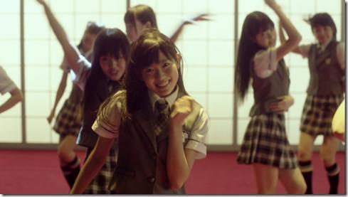 NMB48 in Zetsumetsu kurokami shoujo (10)