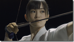 NMB48 in Zetsumetsu kurokami shoujo (6)