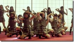 NMB48 in Zetsumetsu kurokami shoujo (8)