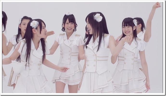 NMB48 Shirogumi in Boku ga maketa natsu (1)