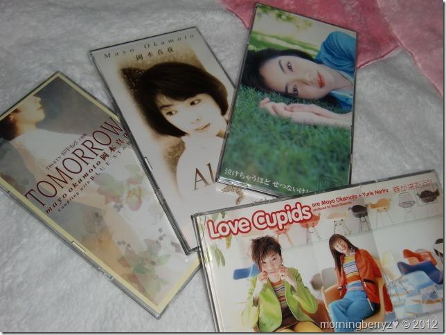 Okamoto Mayo singles...