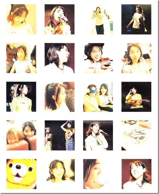 Okamoto Mayo smile tour '97 insert (1)