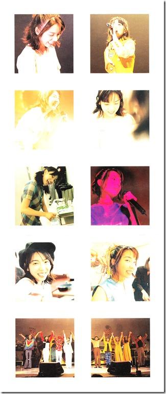 Okamoto Mayo smile tour '97 insert (2)