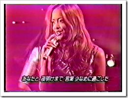 The one where Amurochan forgets the lyrics.. (1)