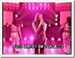 The one where Amurochan forgets the lyrics.. (2)