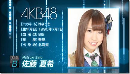 AKB48 27th single senbatsu sousenkyou shutsuba member profile eizou (3)