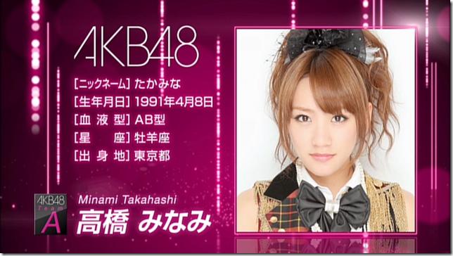 AKB48 27th single senbatsu sousenkyou shutsuba member profile eizou (4)