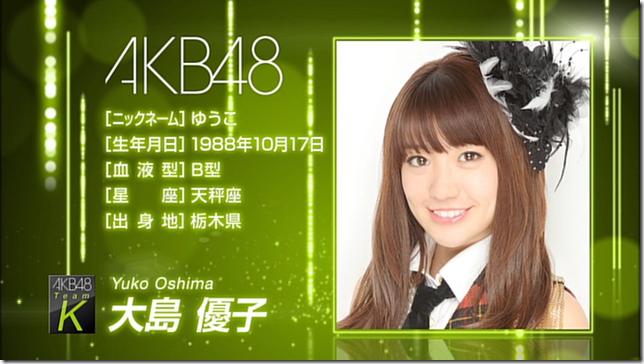AKB48 27th single senbatsu sousenkyou shutsuba member profile eizou (7)
