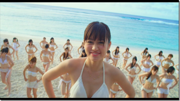 AKB48 in Manatsu no Sounds good! (Dance Version) (23)