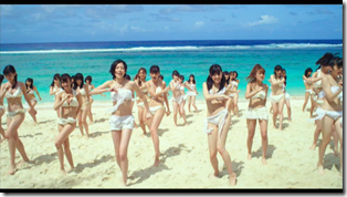AKB48 in Manatsu no Sounds good! (Dance Version) (6)