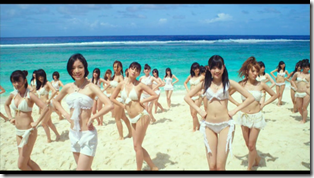 AKB48 in Manatsu no Sounds good! (Dance Version) (7)