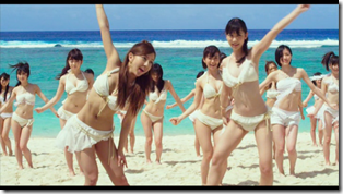 AKB48 in Manatsu no Sounds good! (Dance Version) (8)
