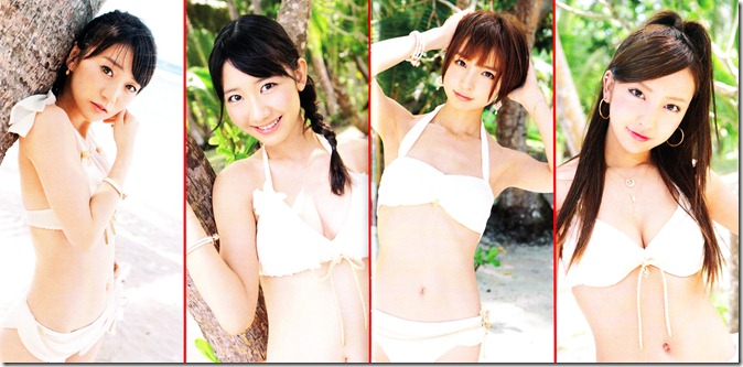 AKB48 Manatsu no Sounds good! Type A single slipcase & booklet scans (3)