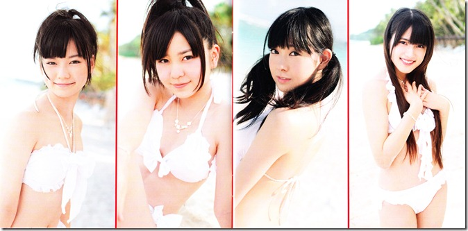 AKB48 Manatsu no Sounds good! Type B single slipcase & booklet scans (3)