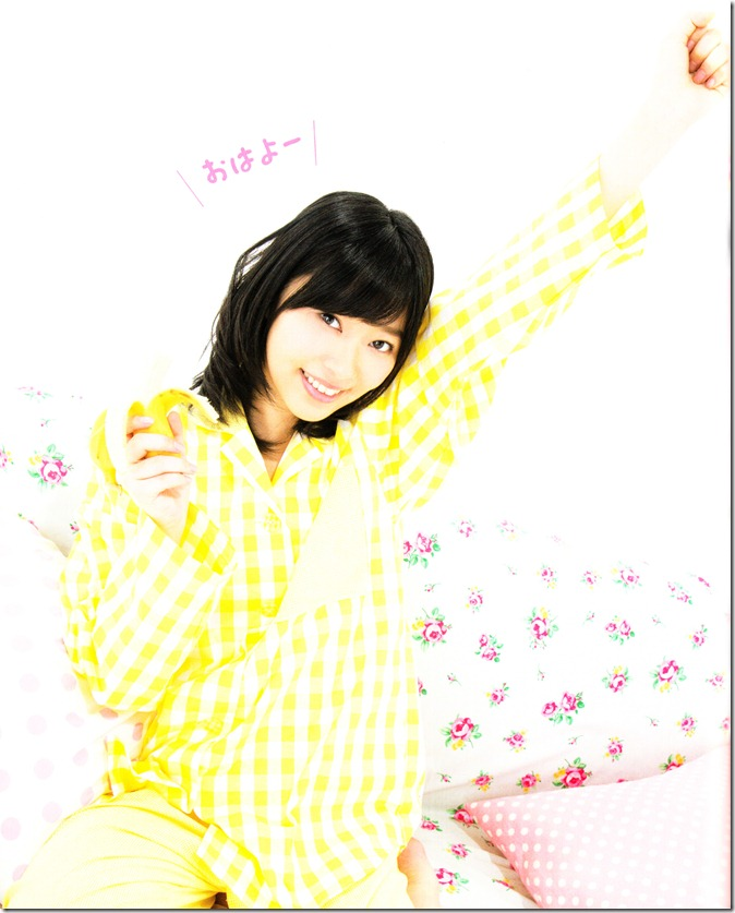 BOMB no.388 June 2012 featuring covergirl Sasshi♥ (4)
