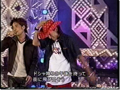 Kubota Toshinobu x SMAP (SmapxSmap live) (3)