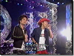 Kubota Toshinobu x SMAP (SmapxSmap live) (4)