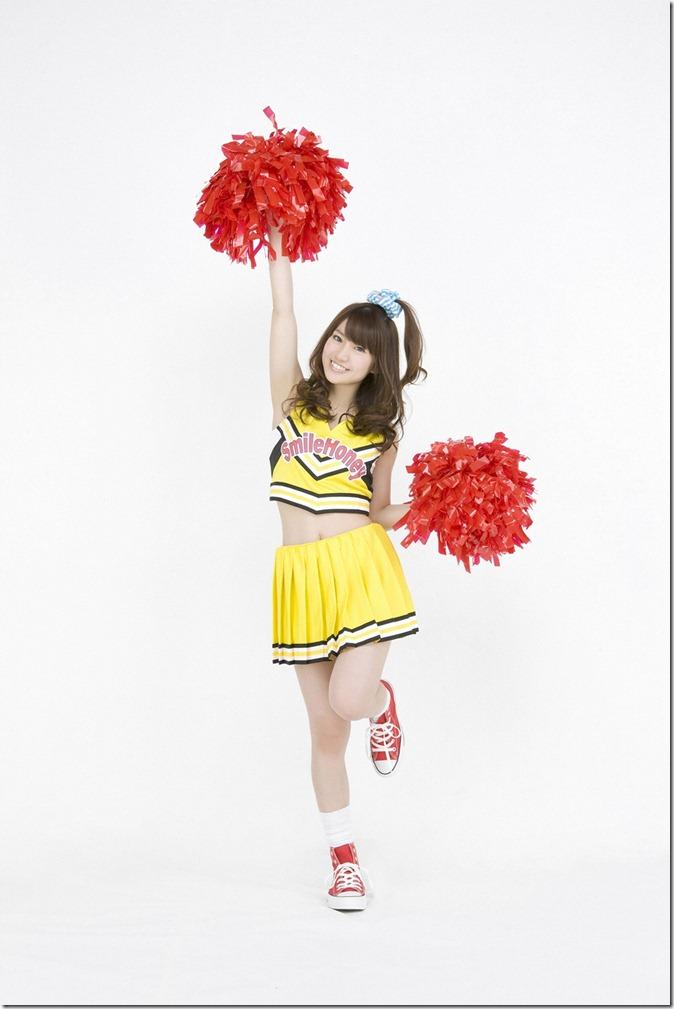 Cheerleader Yuko♥