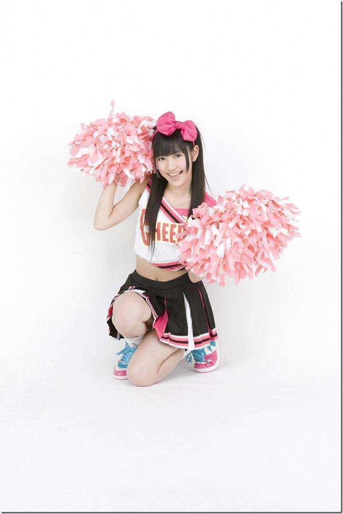 Cheerleader Mayuyu♥