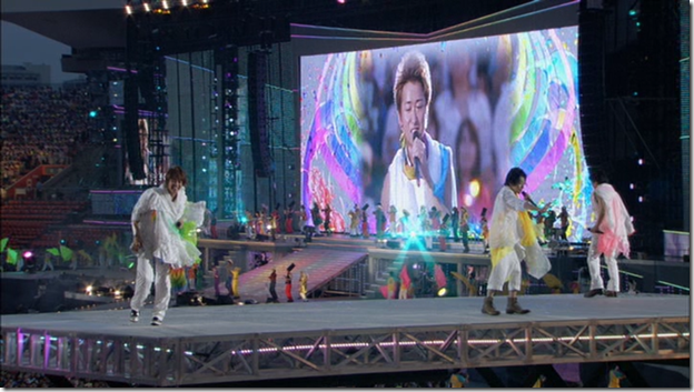 ARASHI in LIVE TOUR Beautiful World (100)