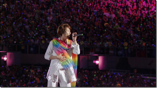 ARASHI in LIVE TOUR Beautiful World (127)