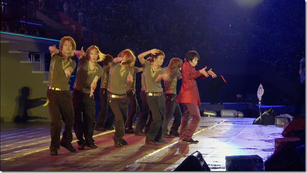 ARASHI in LIVE TOUR Beautiful World (137)