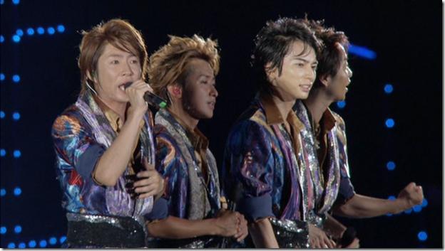 ARASHI in LIVE TOUR Beautiful World (154)